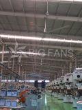 ventilador industrial grande industrial ahorro de energía del ventilador de techo 1.5kw los 5.0m (los 16.4FT)