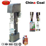 Machine recouvrante en aluminium de cachetage de bouteille de vin Jgs-980