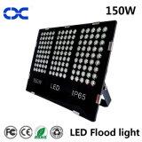 150W de alta potencia LED Lámpara LED de luz de faroles de alumbrado en vallas