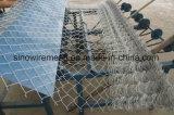 PVC 안전을%s 입히는 체인 연결 유형 임시 철망사 이동할 수 있는 담
