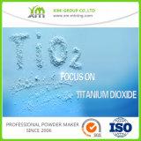Двуокись белого цены ранга TiO2 рутила пигмента 94% Titanium