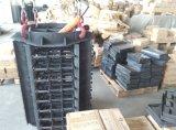 Faisceau triphasé d'acier de silicium de transformateur