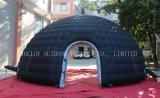 옥외 팽창식 광고 절반 돔 천막