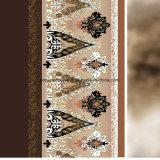 Totem Pigment&Disperse леопарда 100%Polyester напечатал ткань для комплекта постельных принадлежностей