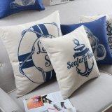 Cuscino di tela del cotone costoso decorativo per mobilia esterna