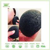 Éponge faciale konjac normale en bambou de Charcole 100%