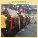 Le fil d'acier tressé a renforcé le boyau hydraulique couvert par caoutchouc (SAE100 R2-3/8)