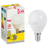 Alta lampadina di luminosità 5W G45 E14 LED per la casa