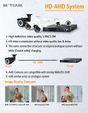 Des Shenzhen-DVR Installationssätze Installationssatz CCTV-Kamera-Systems-4CH 720p Ahd DVR mit Kameras der Abdeckung-4PCS