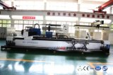 Machine de découpage de laser d'approvisionnement d'usine pour le feuillard et le tube et la pipe du GS de Hans