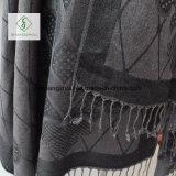 Pashmina châle Hot Sale Fashion Népal Style foulard Jacquard imprimé