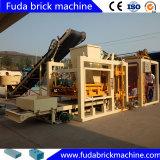Aufbau-Betonstein der niedrigen Kosten-Qt4-25, der Maschine herstellt