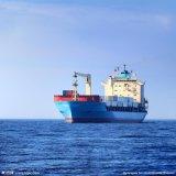 Overzees FCL die van China aan Belawan verschepen