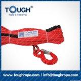 Красная веревочка ворота автомобиля веревочки 7.5mmx28moff-Road ворота синтетики UHMWPE