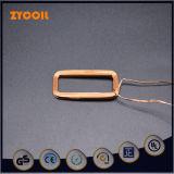 Núcleo de aire magnética personalizada Bobina de cobre de inducción
