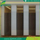 HPL de estilo europeo, cabinas de ducha de baño modulares