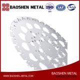 Edelstahl-Blech, das Herstellungs-Maschinerie-Teile stempelt