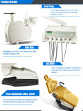 LED 램프 (KJ-916)를 가진 다기능 치과용 장비 치과 의자
