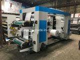 Farben-flexographische Druckmaschinen des Plastikfilm-4 (NX Serien)
