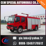 Isuzu 4000L Foam Fire Fighting Truck