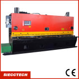 QC11Y 13X6000 metal hidráulica máquina de hojas de cizalla de 6000 mm Placa