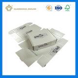 Imprimir la tarjeta de Plata Caja Postal de cartón ondulado (Mateo laminación)