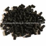 De op kolen gebaseerde Geactiveerde Koolstof van de Filter van de Lucht van het Gasmasker van de Korrel voor Hoge Effciency Adsorpion