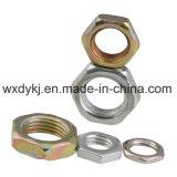 Noix Hex mince spéciale d'acier inoxydable