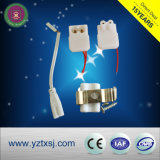 LEDの管ハウジングT5 T8のプラスチックハウジング