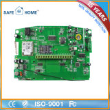 Аварийная система обеспеченностью взломщика GSM экрана LCD домашняя