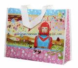 Custom PP Tpte Bag Suporte de saco tecido para embalagem