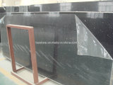 Black Spackle / Crystal Black / Black Galaxy Artificial Quartz Slab