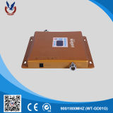 GSM/WCDMA Doppelbandhauptqualitäts-Verstärker des gebrauch-Signal-Verstärker-900/2100MHz 2g/3G