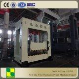 Prensa de potencia del H-Marco, prensa fija del vector, máquina de la prensa hidráulica del marco de puerta
