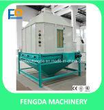 Customized Livestock Coeficiente de alimentação de pellets Feed Counter Flow Cooler for Feed Machine