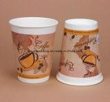 Verpackendes Getränk, einzelnes Wand-Papiercup