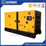 Zubehör der Fabrik-75kVA geöffnet oder leise Dieselgeneratoren mit Motor