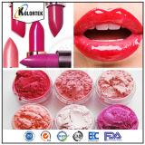 Het natuurlijke Pigment van het Mica in Lippenstift, de Kosmetische Leverancier van het Poeder van het Mica van de Rang