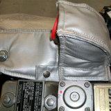 Колено высокая температура тепловой защиты съемный короткого замыкания куртка