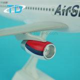 Airserbia A320 1/100 37.6cm Эрбас модельное плоское Айркрафт