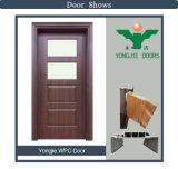 良質および防水反シロアリアーキテクチャフレームWPCのドア