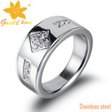 Exsr05A Fashion Ladies Stainless Steel Rings
