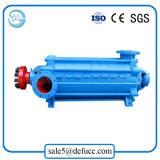 Pompe à plusieurs étages horizontale industrielle et d'exploitation de pression