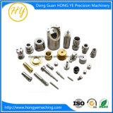 部品の精密機械化の部品、標準外CNCの精密回転部品