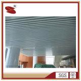 U-vorm het Rechthoekige Systeem van het Plafond van het Schot van het Aluminium van het Kanaal