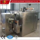 Fabricante de la máquina de la elaboración de la carne del humo de la casa del humo del fumador de la carne del Ce
