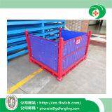 Подгонянный стальной контейнер для хранения пакгауза с Ce