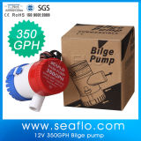 Насос днища Seaflo 12V 350gph морской портативный