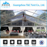 Customized Large Outdoor Party Wedding Marquee Tent with Glass Wall