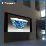 Grande LED bandiera elettronica dell'interno di colore completo per la pubblicità della soluzione